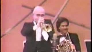 """Peter Gunn Theme"" Henry Mancini Orchestra 1986 Or So"