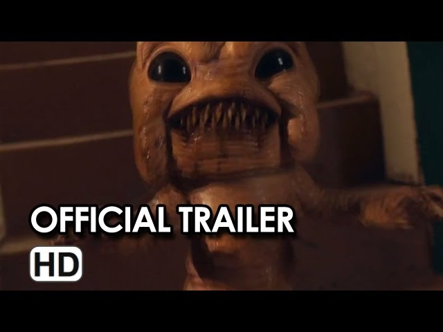 Bad Milo Official Trailer #1 (2013) - Ken Marino Comedy HD