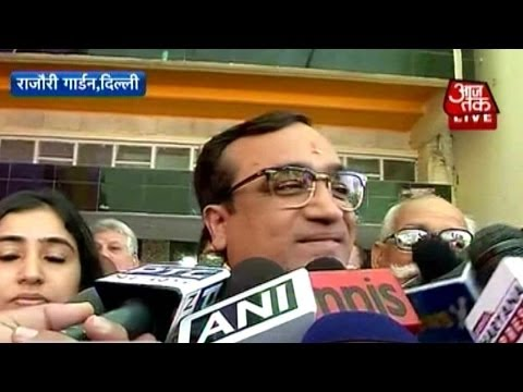 My Vote 2014: Is Ajay Maken eyeing a hat-trick in Delhi?