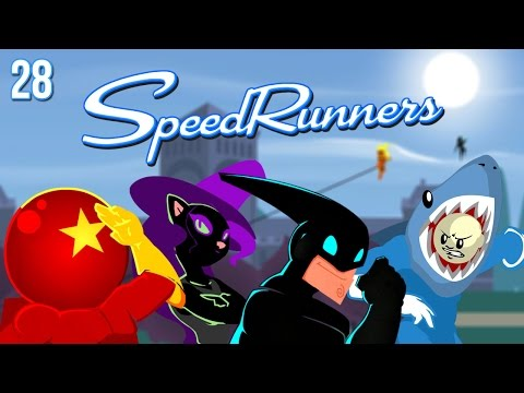 SpeedRunners #36: Sabotagem da arbitragem!
