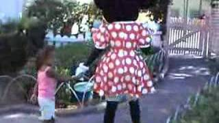 Minnie Mouse House Tour
