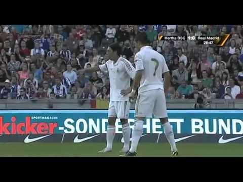 Ngôi Sao   Cú sút phạt đẹp mắt của C  Ronaldo