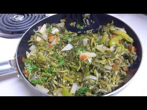 Como cocinar verdolagas