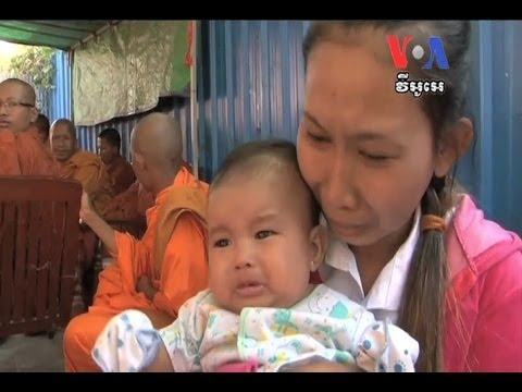 Families of Slain Cambodian Garment Workers Press for Justice