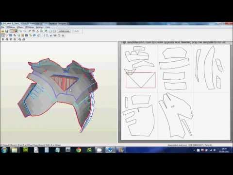 1 - (Downloading, Scaling & Printing Files) How To Make Your Own Iron Man Suit/Armor