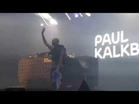 Paul Kalkbrenner - Aaron @ Festival BUE [ HD ]
