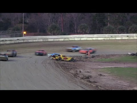 Racing - Hobby Stocks (Feature Race) On Sunday!! At Bubba Raceway Park 12-1-13