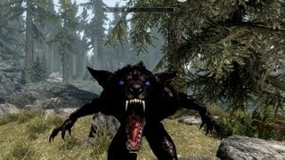 Skyrim Dragonborn DLC Werewolves Of Morrowind