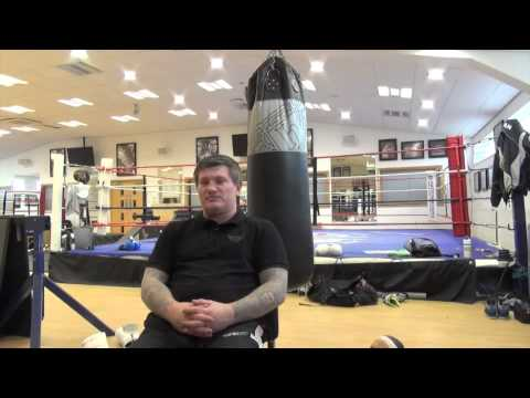 Ricky Hatton Exclusive: