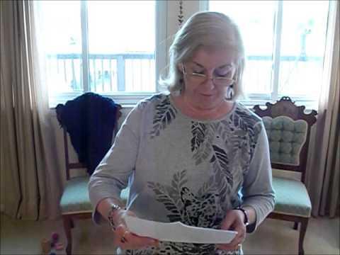 Nancy Powell reads