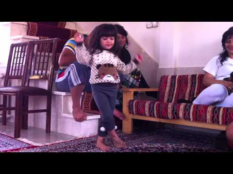 Hossein Tohi - Ghol Bede by beautiful little kid from Iran  حسین تهی