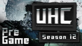Minecraft Mindcrack UHC S12 : Before the game