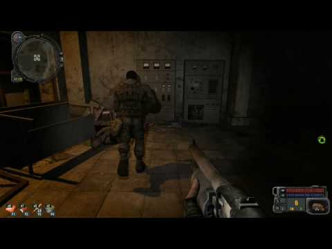 S.T.A.L.K.E.R.: Call of Pripyat - Gameplay [HD]