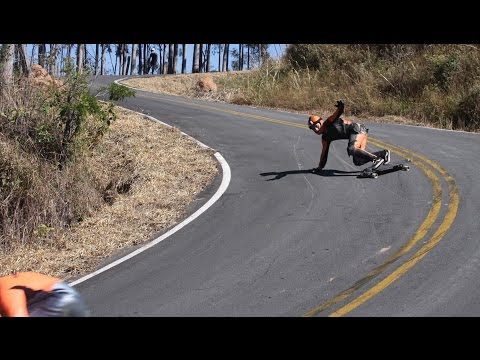 Green Heads - longboarding and drifting all sides