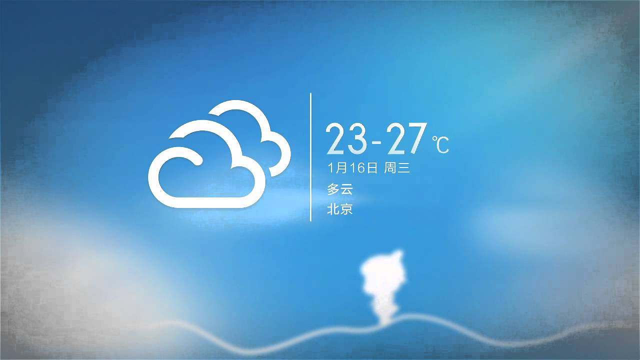 xiaomi miui mihome launcher live weather wallpaper
