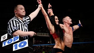 Top 10 SmackDown LIVE moments: WWE Top 10, Mar. 7, 2017