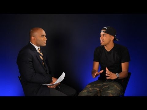 Rapper J. Cole Talks For Nearly An Hour to the WSJ's Lee Hawkins | J. Cole Interview