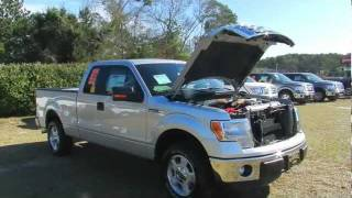 2012 FORD F-150 REVIEW * XLT SUPERCAB * $98 OVER INVOICE @ RAVENEL FORD * CHARLESTON videos