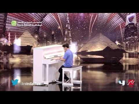 Arabs Got Talent - تجارب الأداء - مارك لحود