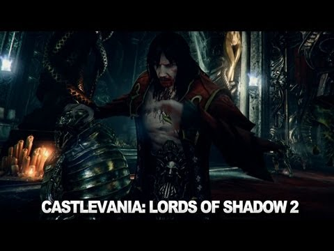Castlevania: Lords of Shadow 2 Gameplay Trailer