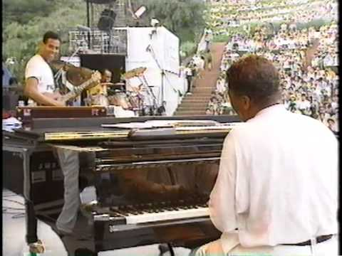 Thumbnail of video Herbie Hancock Cantaloupe Island / Live under the sky '91