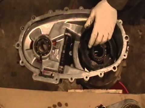 Teraflex 2 Low Transfer Case Internal Bench Work by JeepSWAG