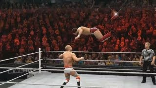 WWE 2K14 - NEW MOVES LIVE
