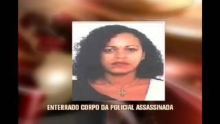 Enterrada investigadora da Pol�cia Civil morta durante assalto na capital
