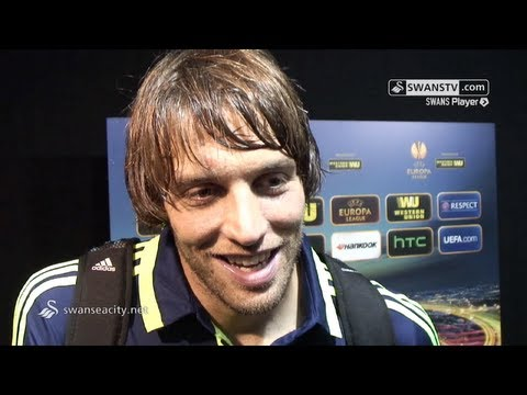 Swansea City Video: Michu's Valencia review