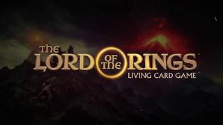 The Lord of the Rings Living Card Game - Korai Hozzáférés Trailer