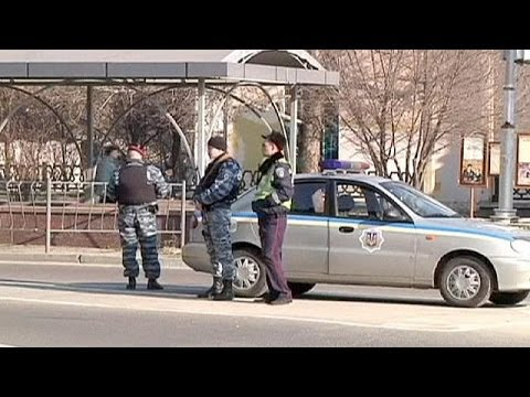 Security tight in Crimea ahead of break-away vote