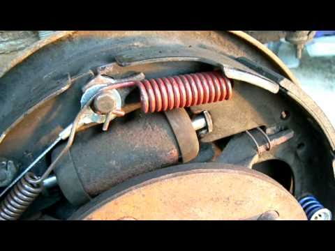 how to change brake pads on ford e350 van