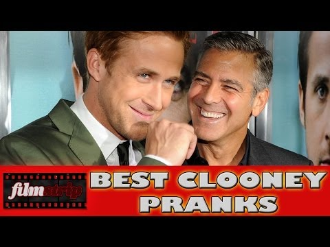 Best George Clooney Pranks: FilmStrip