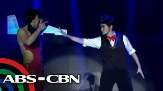On Showtime: Anne and Jhong 10/25