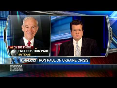 Ron Paul: U.S. State Dept. Conspired To Overthrow Ukraine