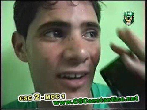 CSC 2 - MOC 1 - Déclaration de Daif  Amara