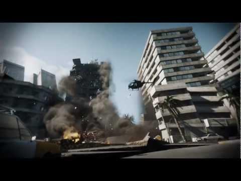 Battlefield 3 - Видеоинтервью с Карл-Магнус Тродссон