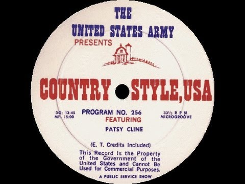 Patsy Cline ~ Country Style USA (June 1960) [Radio]