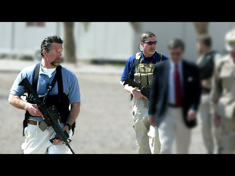 Blackwater Made Death Threats To Keep Money Flowing & It Worked