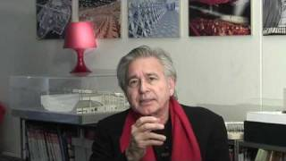 Interview Bernard Tschumi-architecte