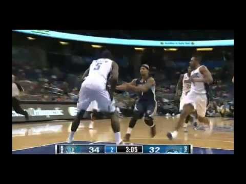 NBA CIRCLE - Memphis Grizzlies Vs Orlando Magic Highlights 18 October 2013 www.nbacircle.com