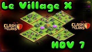 [HDV 7] Village X Efficace Pour Hôtel De Ville De Niveau