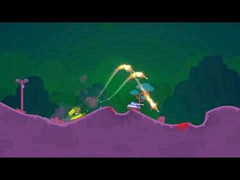 Tank Stars iOS Gameplay Funny EDIT
