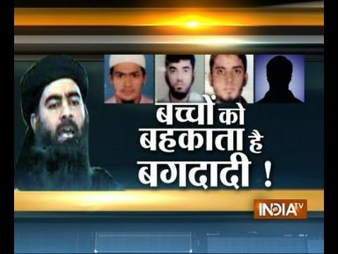 Abu Bakr al-Baghdadi calls indian boys to join his terrorist Army