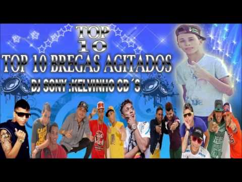 TOP 10 - BREGAS AGITADOS - 2014