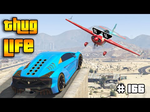 GTA 5 THUG LIFE AND FUNNY MOMENTS (Wins, Stunts and Fails #166)