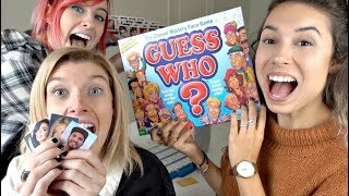 GUESS WHO? YOUTUBERS EDITION!!