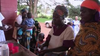 La vaccination pour tous les enfants du Burundi