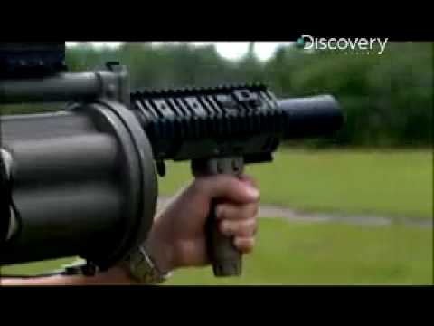 Discovery Channel:FuTure Weapons: M32 Grenade Launcher