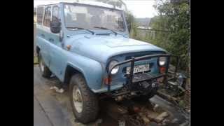 УАЗ 31519 машина для отдыха как это было